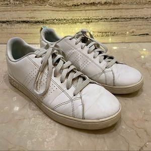 ADIDAS Tennis Shoes UK 9.5 US 10 Worn